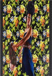 Kehinde Wiley: An Economy of Grace (2014) 1080p Poster