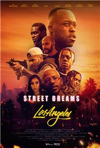 Street Dreams Los Angeles (2018) Poster