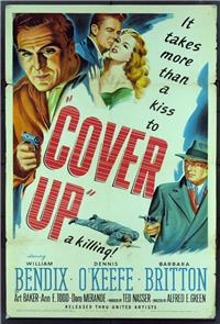 Cover Up (1949) 1080p Poster