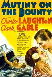 Mutiny on the Bounty (1935) 1080p Poster