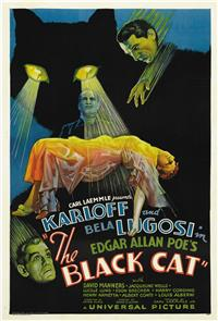 The Black Cat (1934) 1080p Poster