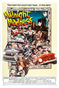 Midnight Madness (1980) Poster