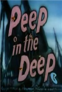 Peep in the Deep (1946) 1080p Poster