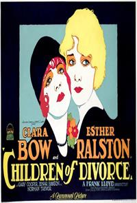 Children of Divorce (1927) Poster