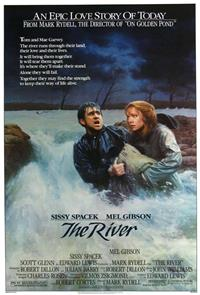 The River (1984) 1080p Poster