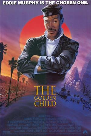 The Golden Child (1986) 1080p Poster