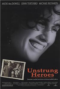 Unstrung Heroes (1995) Poster