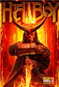 Hellboy (2019) 1080p Poster