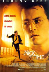 Nick of Time (1995) 1080p Poster