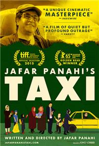 Taxi (2015) Poster