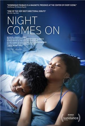 Night Comes On (2018) Poster