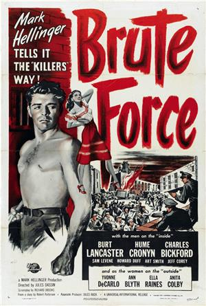 Brute Force (1947) Poster