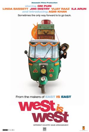 West Is West (2010) 1080p Poster