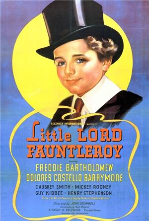 Little Lord Fauntleroy (1936) Poster