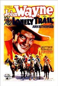 The Lonely Trail (1936) Poster