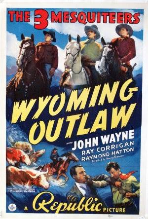 Wyoming Outlaw (1939) 1080p Poster