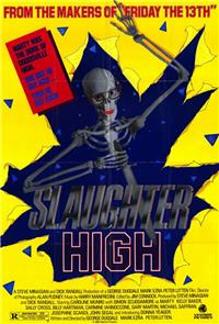 Slaughter High (1986) Poster