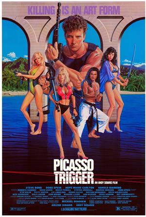 Picasso Trigger (1988) Poster