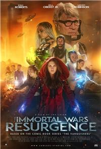 The Immortal Wars: Resurgence (2019) Poster