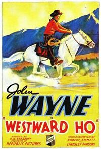 Westward Ho (1935) Poster