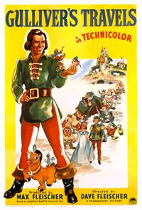 Gulliver's Travels (1939) Poster