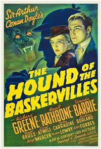 The Hound of the Baskervilles (1939) 1080p Poster