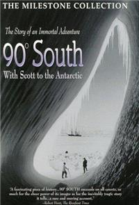 90° South (1933) Poster