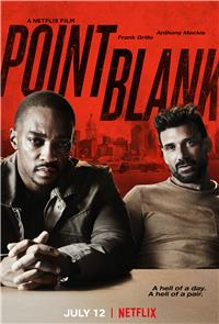 Point Blank (2019) 1080p Poster