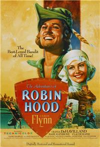 The Adventures of Robin Hood (1938) 1080p Poster
