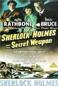 Sherlock Holmes and the Secret Weapon (1942) 1080p Poster