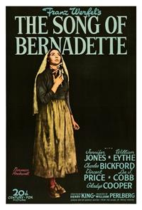 The Song of Bernadette (1943) 1080p Poster