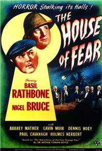 The House of Fear (1945) Poster