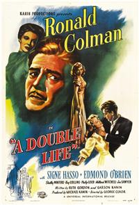 A Double Life (1947) 1080p Poster