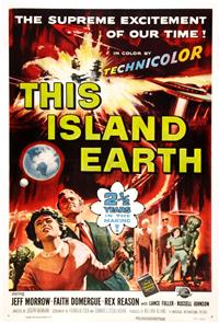 This Island Earth (1955) 1080p Poster