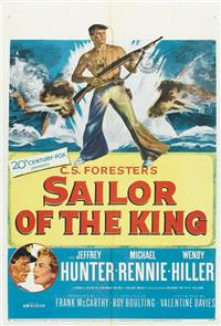 Sailor of the King (1953) Poster