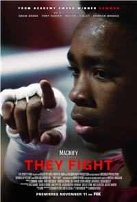 They Fight (2018) 1080p Poster