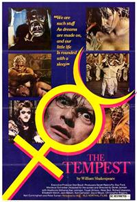 The Tempest (1979) 1080p Poster