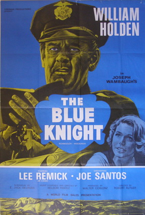The Blue Knight (1973) 1080p Poster