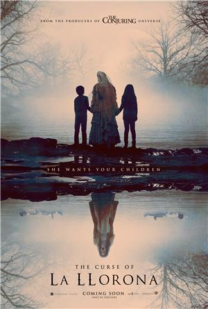 The Curse of La Llorona (2019) 1080p Poster