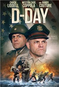 D-Day (2019) 1080p Poster