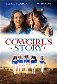 A Cowgirl's Story (2017) 1080p Poster