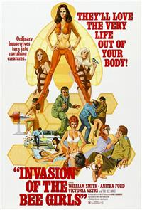 Invasion of the Bee Girls (1973) Poster