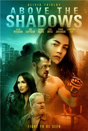 Above the Shadows (2019) 1080p Poster