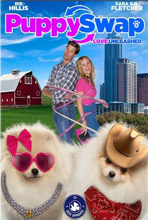 Puppy Swap: Love Unleashed (2019) 1080p Poster