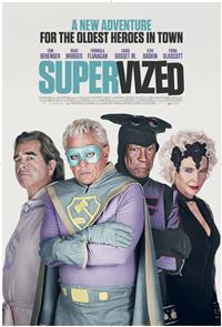 Supervized (2019) Poster