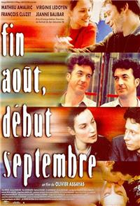 Late August, Early September (1998) Poster