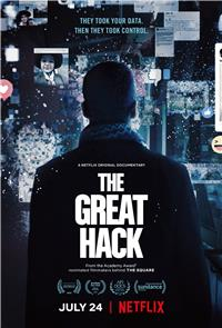 The Great Hack (2019) 1080p Poster