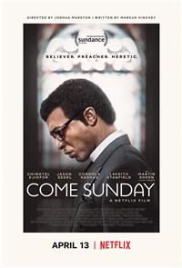 Come Sunday (2018) 1080p Poster