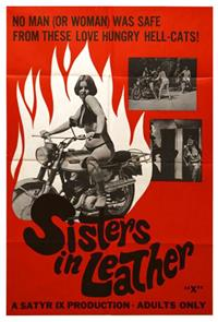 Sisters in Leather (1969) Poster