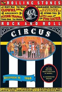 The Rolling Stones Rock and Roll Circus (1968) Poster